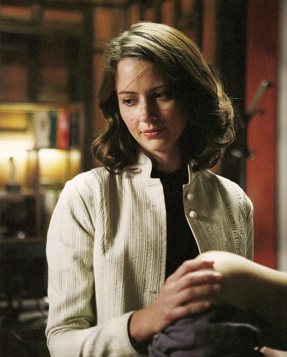 Amy Acker - Photo Set