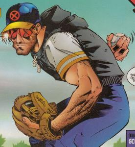Twilight -x-men baseball