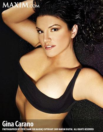 Gina Carano Maxim Pic 3