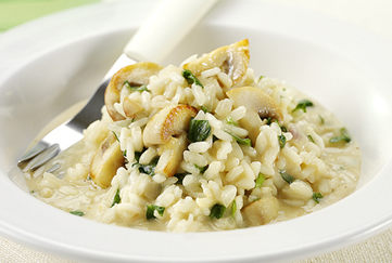 How to cook risotto