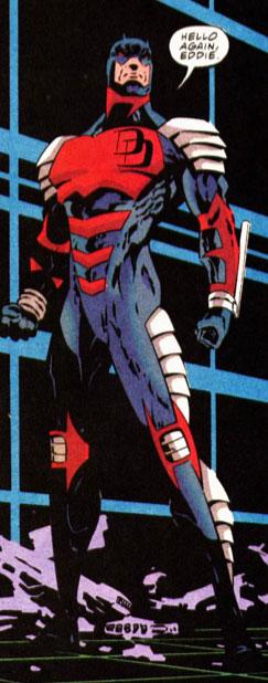 Daredevil Reboot Costume On the 'Daredevil'...