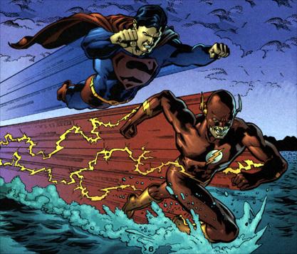 superman and flash vs runner - Battles - Comic Vine