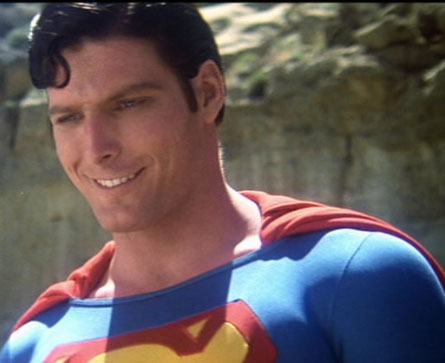 Superman Fact No. 1: He's Gotta Smile | Threat Quality Press