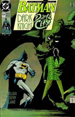 Primer Batman Comics Threat Quality Press