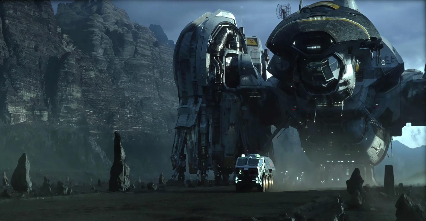 Baixar the ship lands Prometheus Dublado e Dual Audio Download