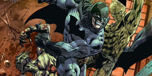 DC Comics New 52 Collected Reviews Detective