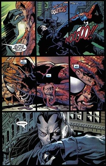 spider-man eyeball