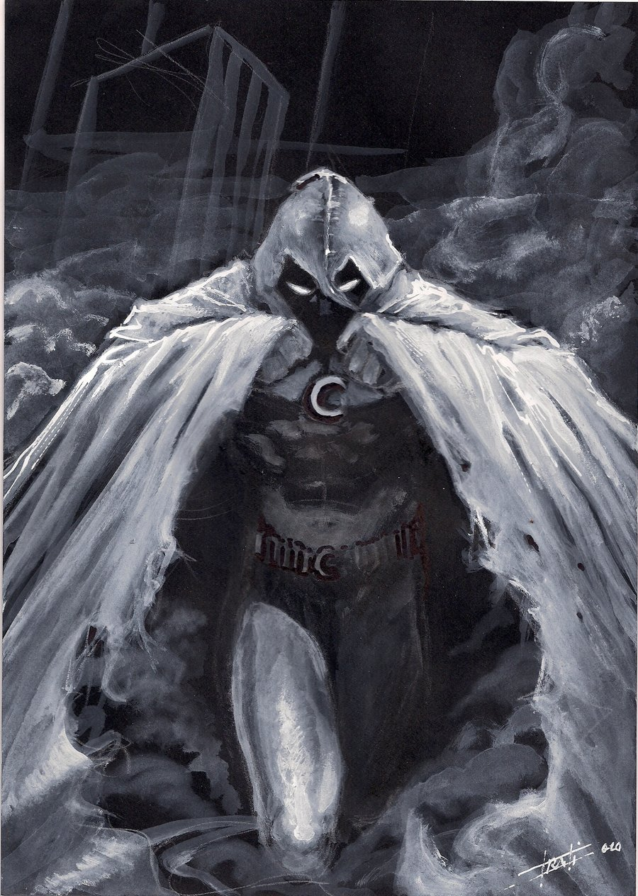 moon knight - photo #32