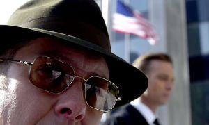 James Spader is WATCHING AS YOU READ THIS.