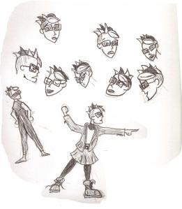 Riot Girl 1